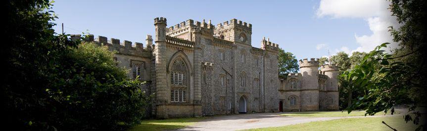 Goring Castle Worthing
